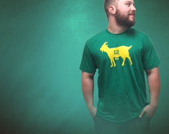 The Goat Aaron Rodgers Green Bay Packers Shirt