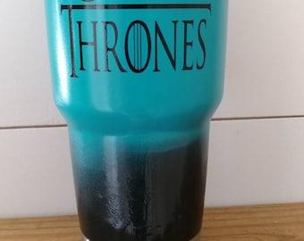 Game Of Thrones Tumbler