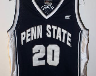Penn State #20 Basketball Jersey Medium