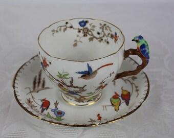 Vintage Royal Grafton - Bird on a Branch - Pattern 5396