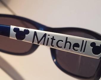 Custom Kids Mickey Sunglasses