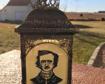 Edgar Allen Poe/Raven Lantern