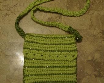 Kids handmade crochet purses (Carteras tejidas para ninas)