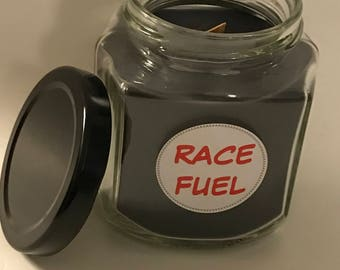 RACE FUEL CANDLE