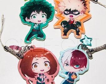 My Hero Academia Charms