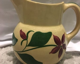 Watt Starflower Milk Pitcher