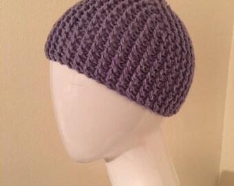 Lavender Hat