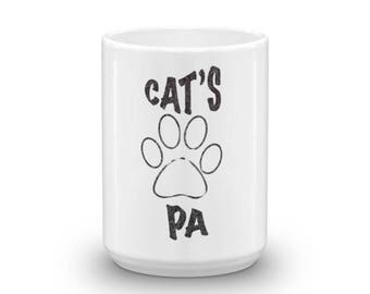 Cat's Pa Spartees Mug