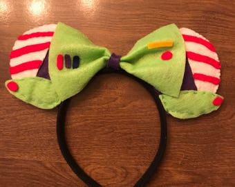 Toystory Mickey Mouse Ears - Buzz Lightyear