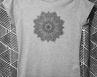 Mandala  - Woman's T-shirt