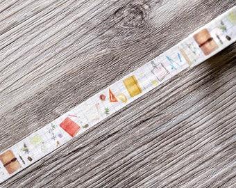 Stationery Washi Tape,Masking Tape,school supplies