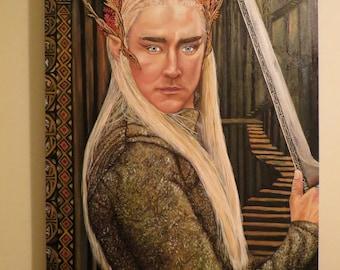 Thranduil- The Hobbit movie