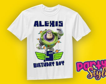 Buzz lightyear shirt etsy buzz lightyear shirt buzz lightyear birthday shirt toy story t shirt buzz pronofoot35fo Gallery