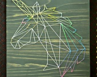 Geometric Unicorn