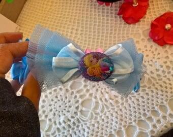 Frozen ribbon headband