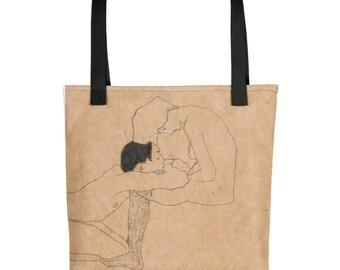 Tote bag - Lovers