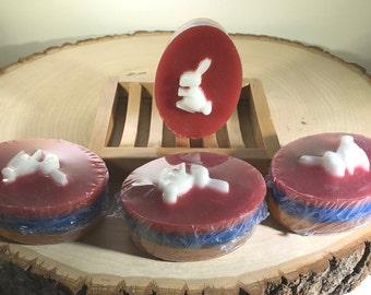 Vegan gift basket etsy jelly bean easter soap vegan soap easter gifts hand made soap negle Images