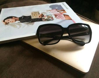 Classic Oversized Black Dolce & Gabbana Sunglasses