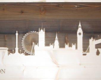 Skyline LONDON Decorative Panel