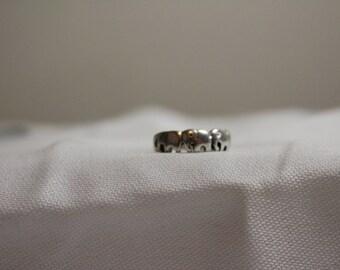 Elephant Journey Ring