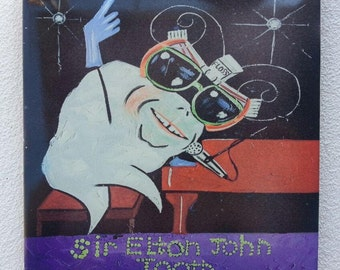 Sir Elton John Tooth!
