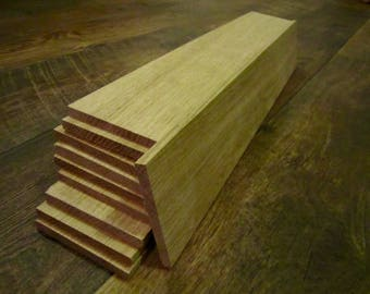 European Oak boards (7mm) X3