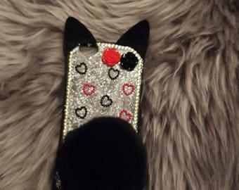 Black Catear iPhone6/ 6s case