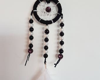 Handmade dreamcatcher keyring/Car decor