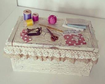 Miniature Box dressmaker