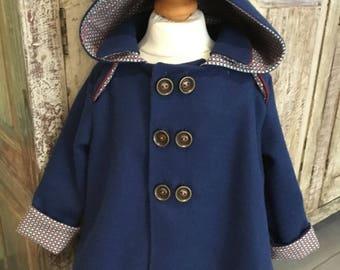Kids retro coats