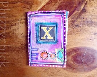 X - Alphabet Series