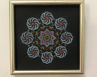 Stipple Mandala - Joy of Music