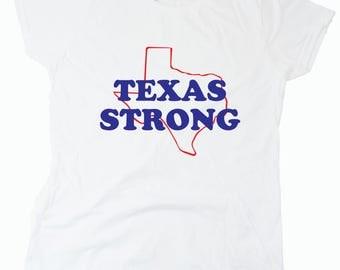 Texas Strong t-shirt - Hurricane Harvey relief