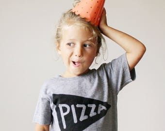 Kids Pizza Shirt, toddler gift, christmas shirt gift, photo prop idea, unisex kids clothes, graphic tee tmnt boys, funny tshirt