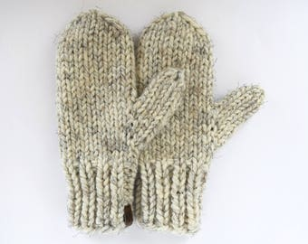 Wool Mittens // Women's Mittens // Knitted Mittens // Kids Mittens // Winter Mittens // Children's Mittens