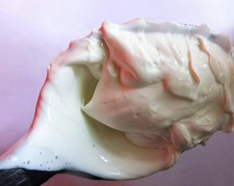 Leche de' Cocoa Body Butter-(Coconut Milk Body Butter) Handcrafted from Scratch!