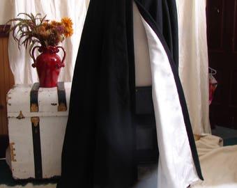 4 Patrick ONLY Custom Cloak medieval cloak renaissance cloaks and capes mens cloak wool cloak winter cloak womens cape mens cape durid cloak