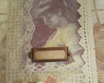 Lacy Ladies Junque Journal (2nd)