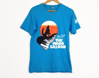 Vintage Howl at The Moon Saloon T-shirt