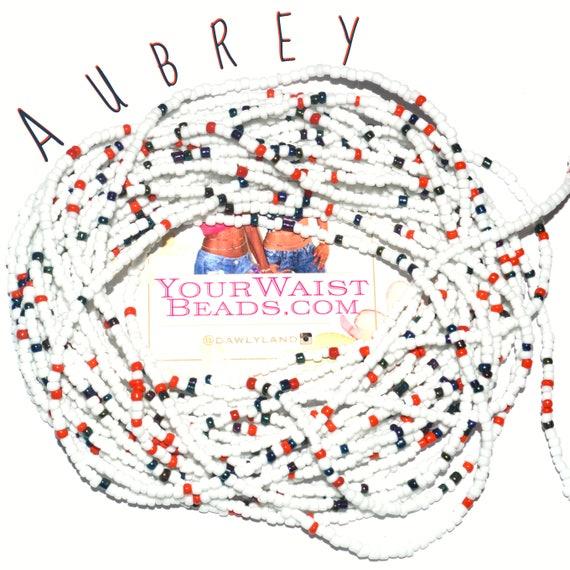 Waist Beads & More ~ AUBREY ~ YourWaistBeads.com