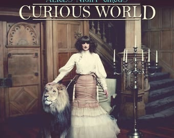 Alice's Night Circus 'Curious World' The Machine Medusa Steampunk Music