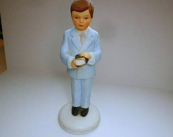 First Holy Communion Figurine