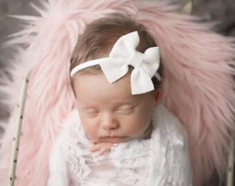 Baby Bows, Sailor Bows, Baby Headbands, Baby Girl Headbands, Hair Clips, Baby Hair Bows, Nylon Headbands, Newborn Bows, Girls Bows, Baby
