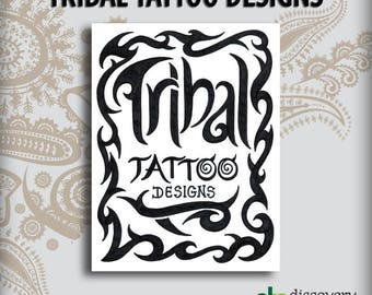 Tribal Design Book