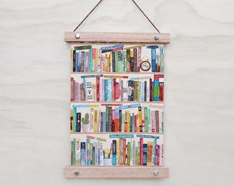 Hanging Frame - Timber Hanger for Artworks, Prints, Tea Towels and more