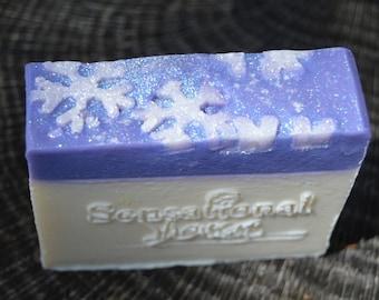 White woods Artisan Soap Bar 5oz