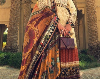 Elan Silk, new collection, digital print, women clothing, pakistani designer, indian clothes