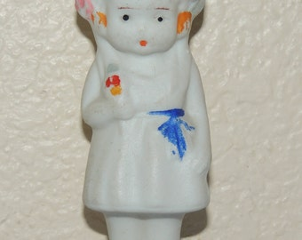 Old Bisque 3 1/2 inch Made in Japan Figurine/Doll