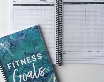 Fitness Goals Journal