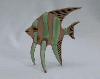 Glass Angel Fish